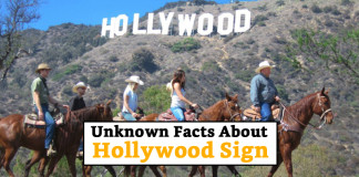 Unknown Facts About Hollywood Sign