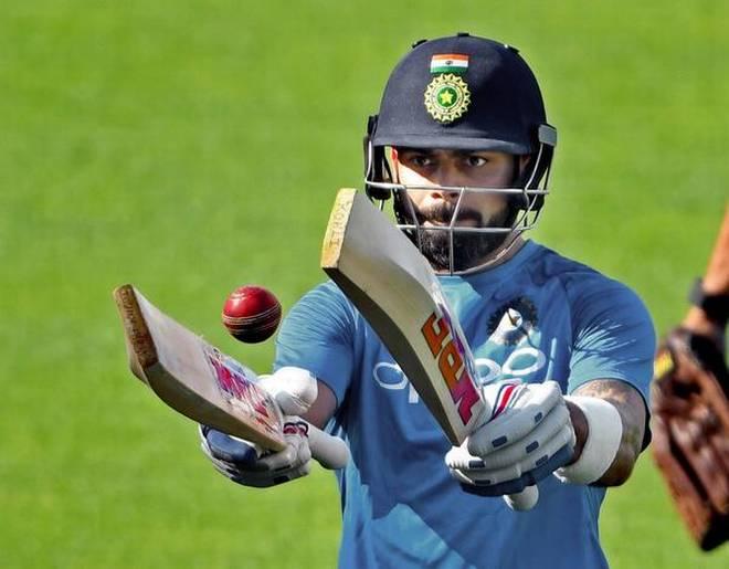 Virat Kohli needs a break