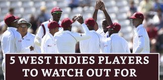 West Indies vs Newzealand 2017