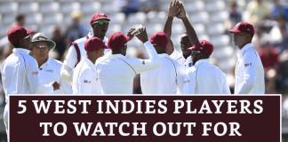 West Indies vs Newzealand 2017