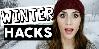 Winter Beauty Hacks