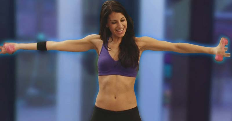 3 Easy Exercises That Will Help You Get Thinner Arms At Home!