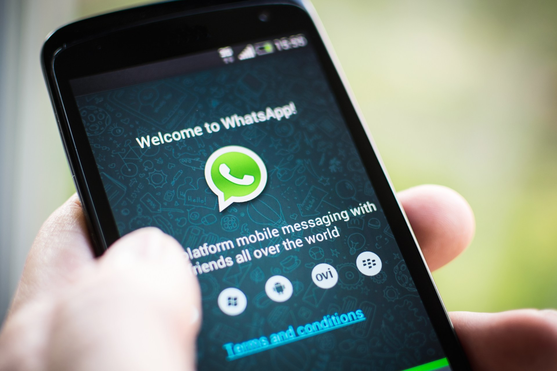 All file type transfer whatsapp