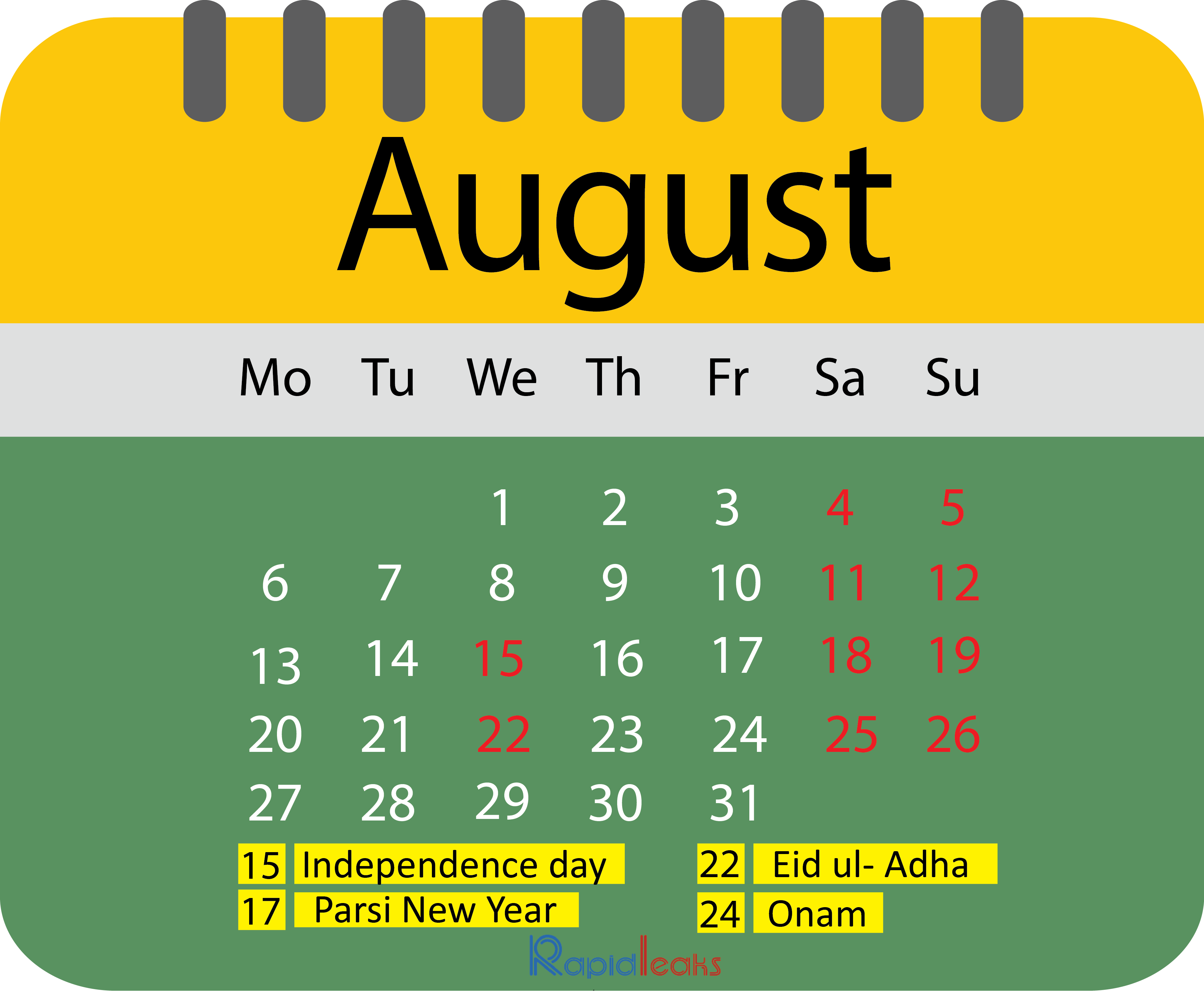 5 days in August 2018, when you are waiting for changes in your personal life. Astrologer forecast 6