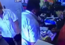 BJP Leader Captured On CCTV While Assaulting The Headmistress Of A Pvt Bengaluru School!