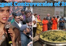 The 5 Biggest Controversies Of 2017 That Gave India A Lot To Talk About
