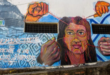 Colombia's Often-Marginalised Women Are Rising, Shaping Lives Through Brilliant Street Art
