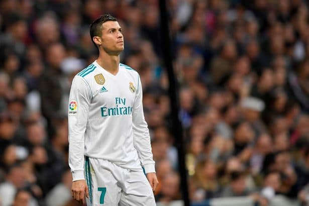 Cristiano Ronaldo Is Furious With Real Madrid Over Neymar's Rumors