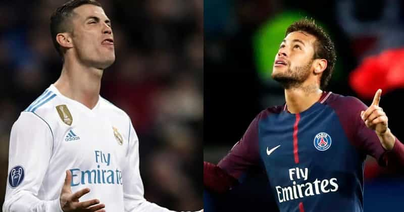 Cristiano Ronaldo Is Furious With Real Madrid Over Neymar ...