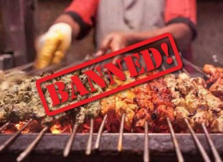 Display Of Non-veg Food Outside Eateries Will Be Banned In Delhi To Save Vegetarians Sentiments!