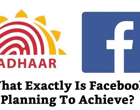 Facebook Is Testing Aadhaar Verification