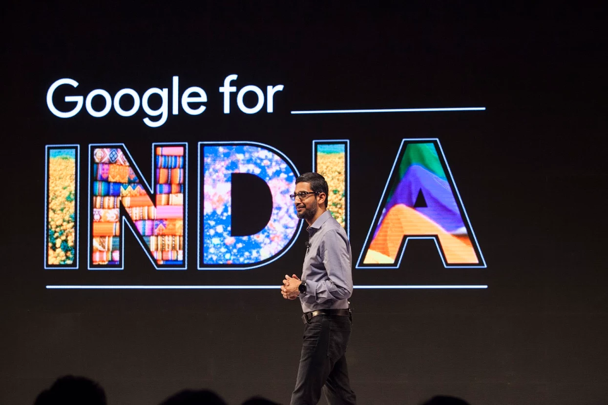 Google For India 2017