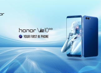 Honor View 10 launched