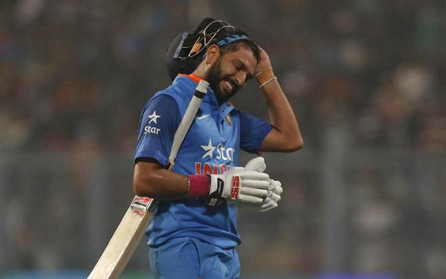 Is This The End Of Yuvraj Singh's career