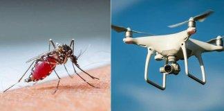 Kolkata Deploys Drones To Fight Against Dengue Outbreak