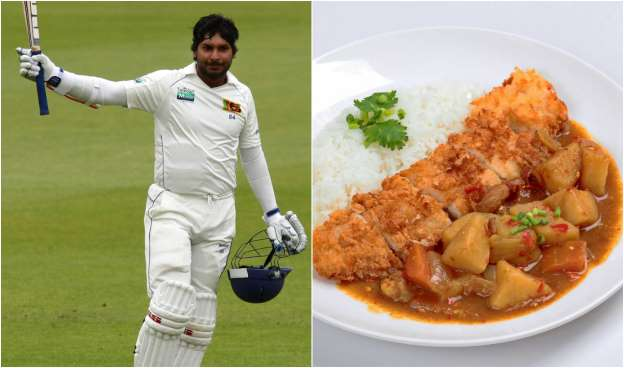 Kumar Sangakkara Favorite dishes are rice and fish curry