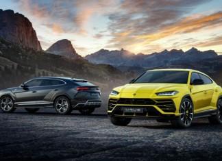 Lamborghini Urus launched