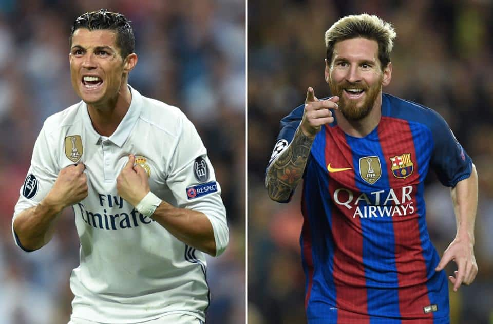 Lionel Messi Beats Cristiano Ronaldo For Marca's Best Player Award-min