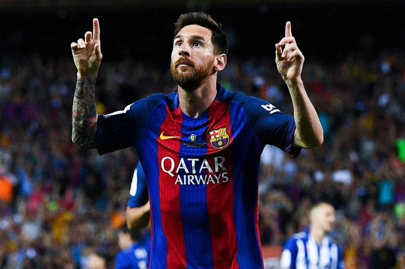 Lionel Messi consistency