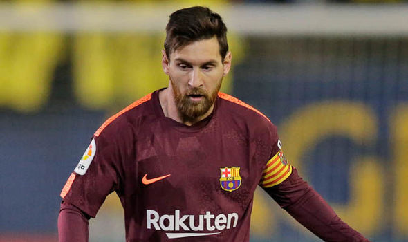Lionel Messi has scored 525 goals for Barcelona