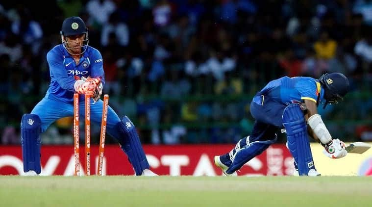 MS Dhoni now has the most dismissals in T20Is