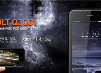 Micromax Bolt Q3001 4GB Specifications