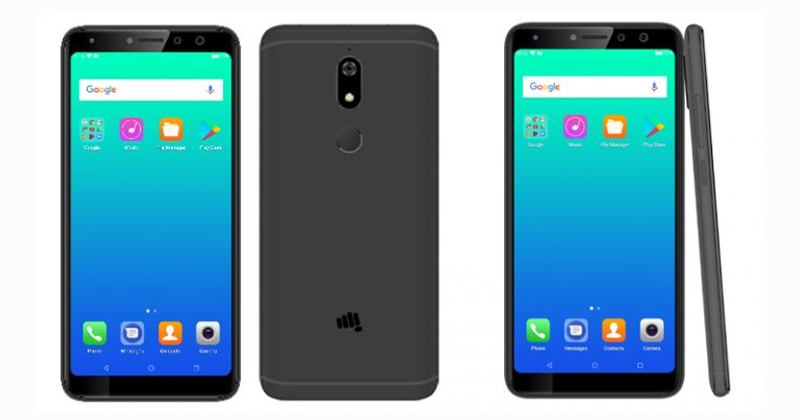 Micromax Canvas Infinity Pro Review