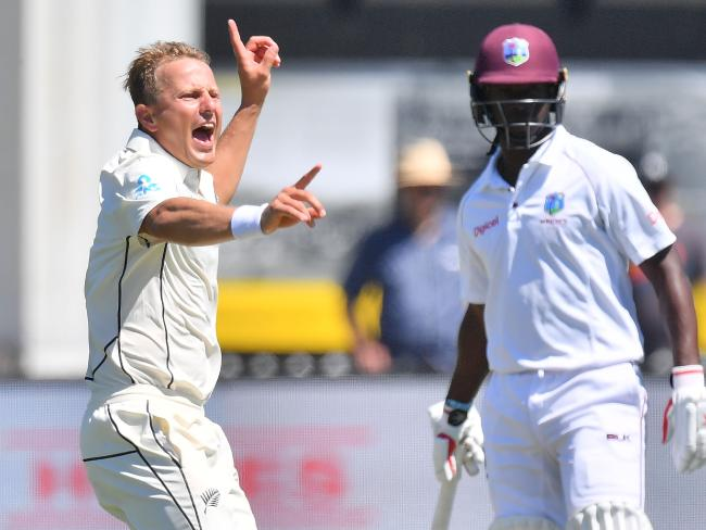 Neil Wagner's 7-wicket haul against West Indies