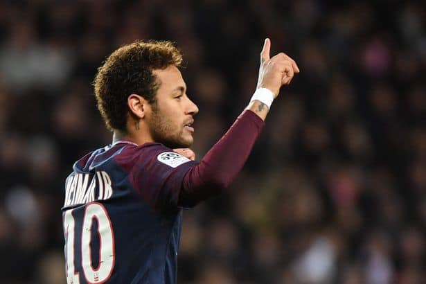 Neymar's successful run with PSG