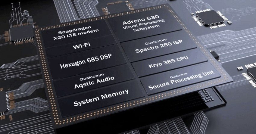 Qualcomm Snapdragon 845 specifications and features