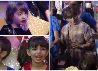 Shah Rukh Khan's & Other Star Kids Performed At The Dhirubhai Ambani School Annual Day