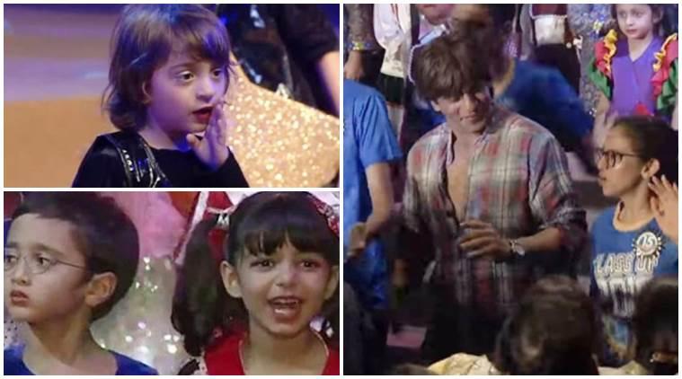 Shah Rukh Khan's & Other Star Kids Performed At The Dhirubhai Ambani School Annual Day
