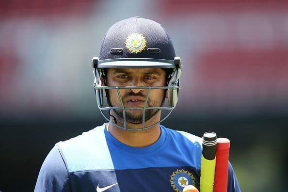 Suresh Raina's last appearance for India came in February 2017
