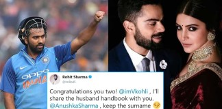 This Twitter Banter Between Rohit Sharma And Virat Kohli Will Definitely Make Your Day