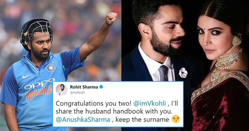 This Twitter Banter Between Rohit Sharma And Virat Kohli Will Definitely Make Your Day