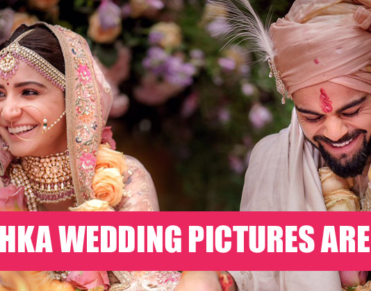 Virat & Anushka Wedding Pictures Are Taking The Internet By Storm!