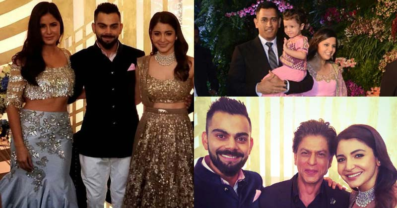 Pictures And Videos From Virushka's Reception Bash Will Give You Major Feels!