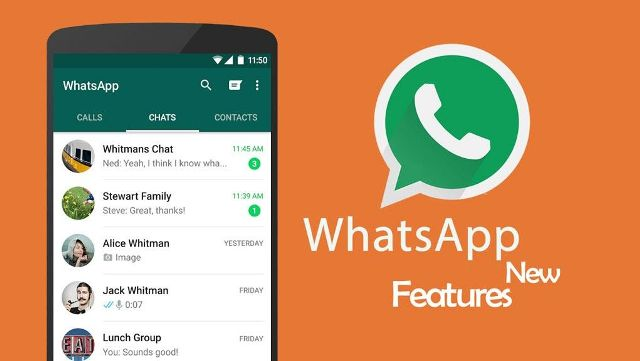 WhatsApp Features 2017