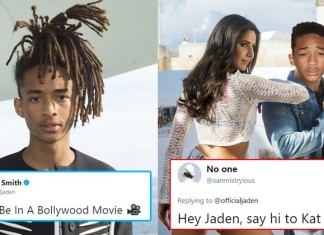 Will Smith's Son Jaden Smith