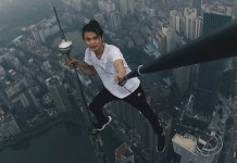 Wu Yongning, A Chinese Climber Died While Filming His Skyscraper Stunt!