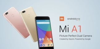 Xiaomi Mi A1 specifications