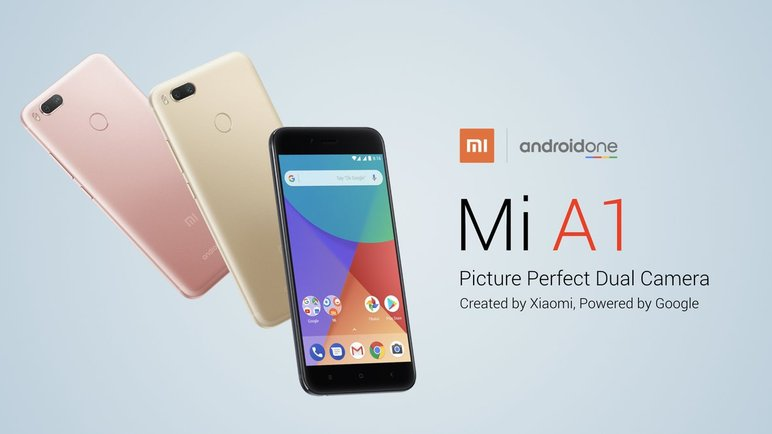 Xiaomi Mi A1 specifications