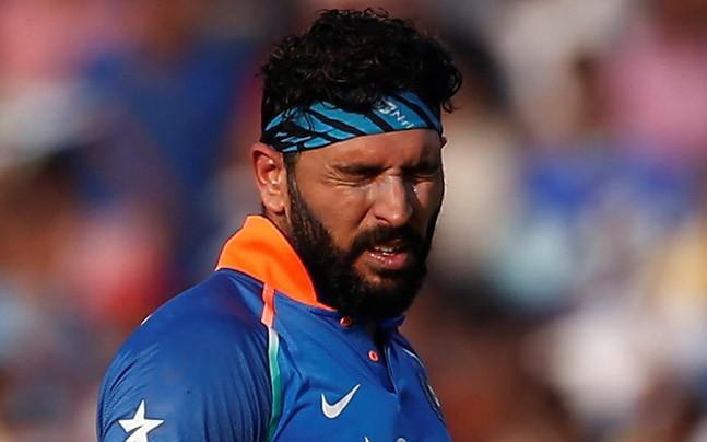 Yuvraj Singh's downfall