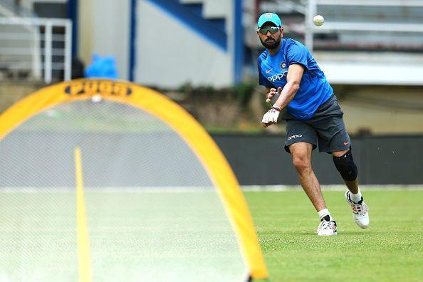Yuvraj Singh's fitness