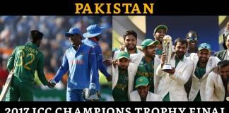 india vs Pakistan 2017 ICC Champions Trophy Final