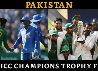 india vs Pakistan 2017 ICC Champions Trophy Final