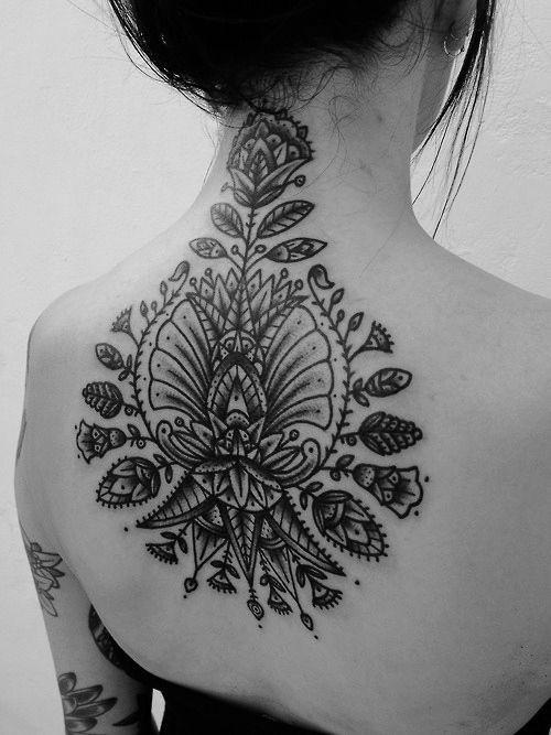 sexy back tattoo 13