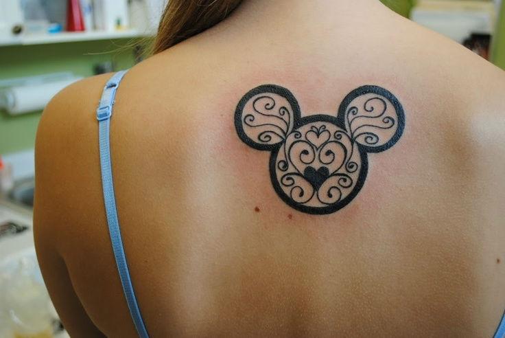sexy back tattoo 9