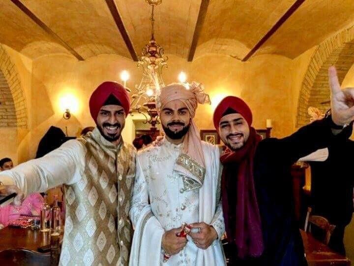 virat kohli anushka sharma wedding 3