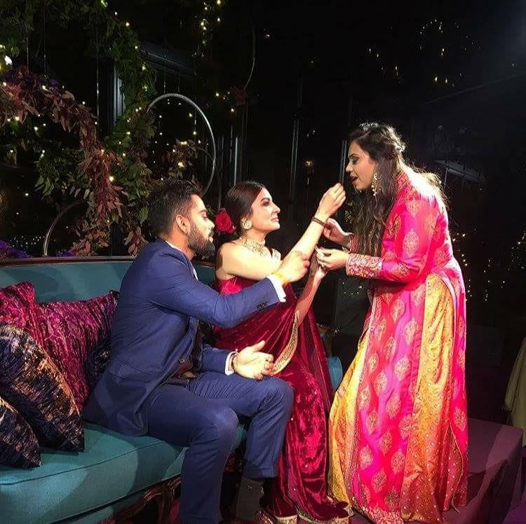 virat kohli anushka sharma wedding 6